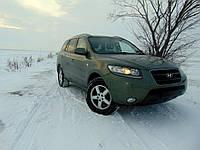 Разборка запчасти шрот Hyundai Santa FE Хюндай Санта Фе 2.2 crdi с 2006 г. в.