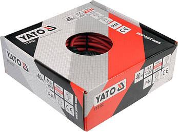 Удлинитель 3х2,5мм - 40м YATO YT-8102, фото 2