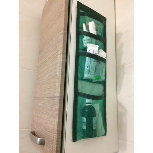 Органайзер подвесной с карманами Green Bag (4 кармана), 16х50 см