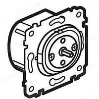 Galea Life Выключатель Поворотный для управления вентиляцией, 4-позиционный (0-1-2-3) 20А 250В~, кут повороту 45º (1Р+N)