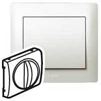 Galea Life Лицевая Панель  Выключателя\Переключателя механизмов управления вентиляцией;   перламутр