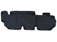 Полиуретановые Коврики Для Салона Volkswagen Caravelle T5 (03-) 3й Ряд Сидений 3D LadaLocker