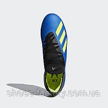 Бутсы Adidas X 18.3 Firm Ground Cleats, DA9335 (Оригинал), фото 3