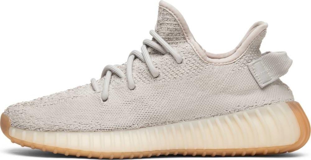 129d224d Мужские кроссовки Adidas Yeezy Boost 350 v2 Sesame (адидас изи буст 350,  бежевые)