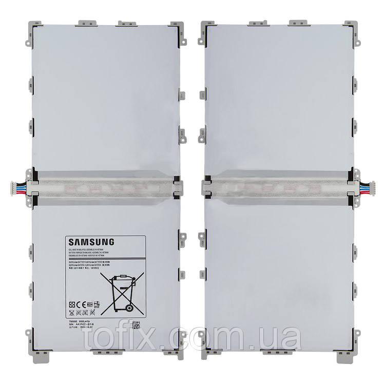 Батарея (акб, аккумулятор) T9500E для Samsung Galaxy Note Pro 12.2 P900, 9500 mAh, оригинал
