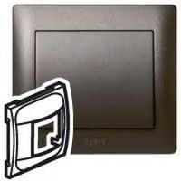 Galea Life Лицевая панель для датчика движения 300Вт, темная бронза Legrand