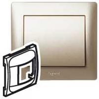 Galea Life Лицевая панель для датчика движения 300Вт, титан Legrand