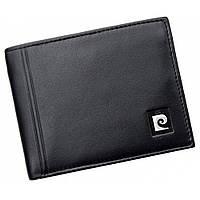 Мужское портмоне из натуральной кожи Pierre Cardin 325-TILAK08 Black, фото 1