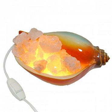Соляная лампа Дары моря 2.0 кг