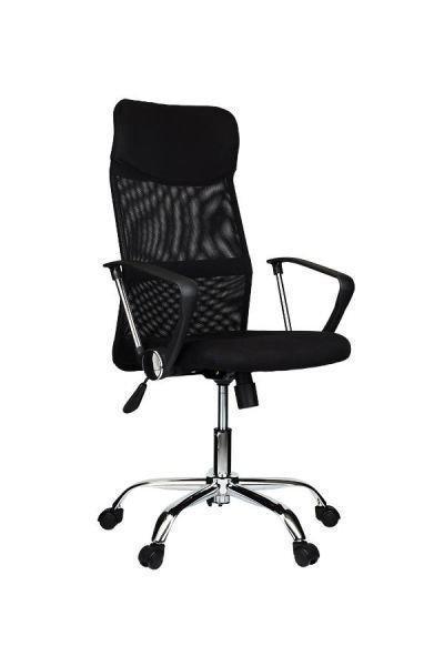 Офисное компьютерное кресло Prestige Xenos (Сетка, чёрное)