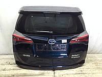 Крышка багажника Toyota RAV4 Тойота РАВ 4 2015-2017г. б/у