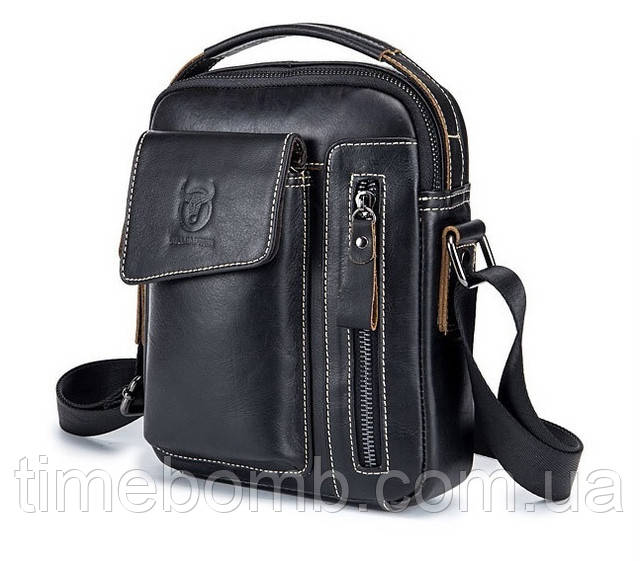 82a29ab6acba Современная сумка BullCaptain станет отличным подарком для любого мужчины,  она поможет дополнить его образ и сделает его более стильным и  привлекательным.