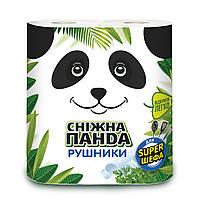 Сніжна панда рушники 4шт НУ086