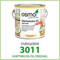 Паркетное масло Osmo Hartwachs-Öl Original 3011 глянец 5 мл