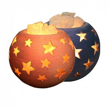 Соляная лампа Млечный путь 3,7 кг
