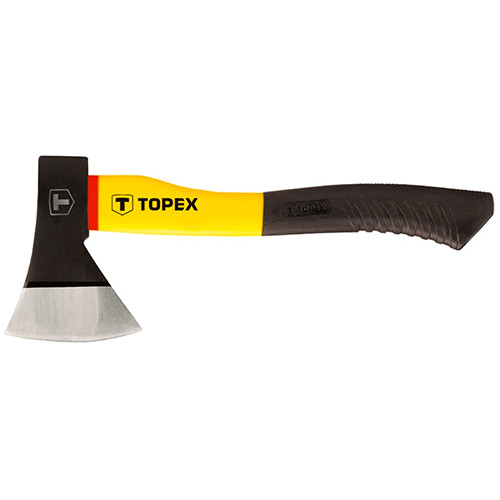 Топор 600 г. рукоятка из стекловолокна Topex 05A200