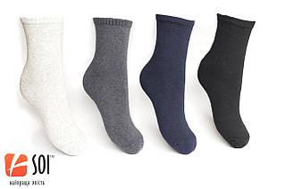 Шкарпетки чоловічі довгі із послабленою гумкою SOI