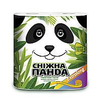 Сніжна панда туал папір 4шт Екстралонг