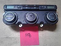 Блок управления печкой/климатконтролем Фольксваген Кадди / Volkswagen Caddy III (2004-……) 1K0907044CT
