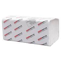 Бумажные полотенца Proservise Premium Vобразные двухслойные 160 шт белые