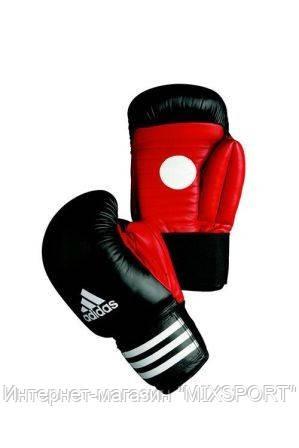 """""""INSTRUCTOR"""" боксерские тренерские перчатки для спарринга"""