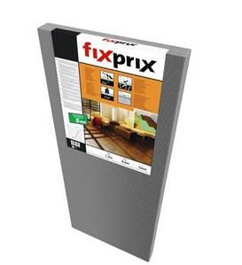 Подложка под ламинат полистирольная 5 мм Fix Prix