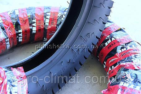 Резина на скутер 130-90-15 бескамерная шоссейная, фото 2