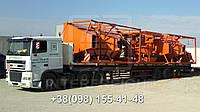 Международные перевозки негабаритных грузов Польша - Украина. Аренда трала. Негабарит