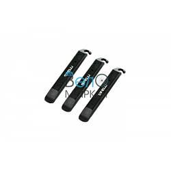 Бортировочні лопатки Spelli STL-311 для зняття шини з обода / пластикові / чорні