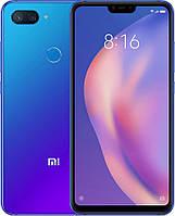 "Смартфон Xiaomi Mi 8 lite Aurora Blue Global (""6,26 экран; памяти 4/64GB, емкость батареи 3350 мАч), фото 1"