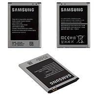 Батарея (акумулятор, акб) B500BE, B500BU, B500AE для Samsung S4 mini i9195, 1900 mAh, оригінал