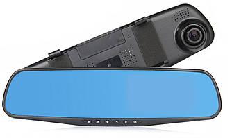 Видео регистратор зеркало заднего вида 118 DVR  авторегистратор