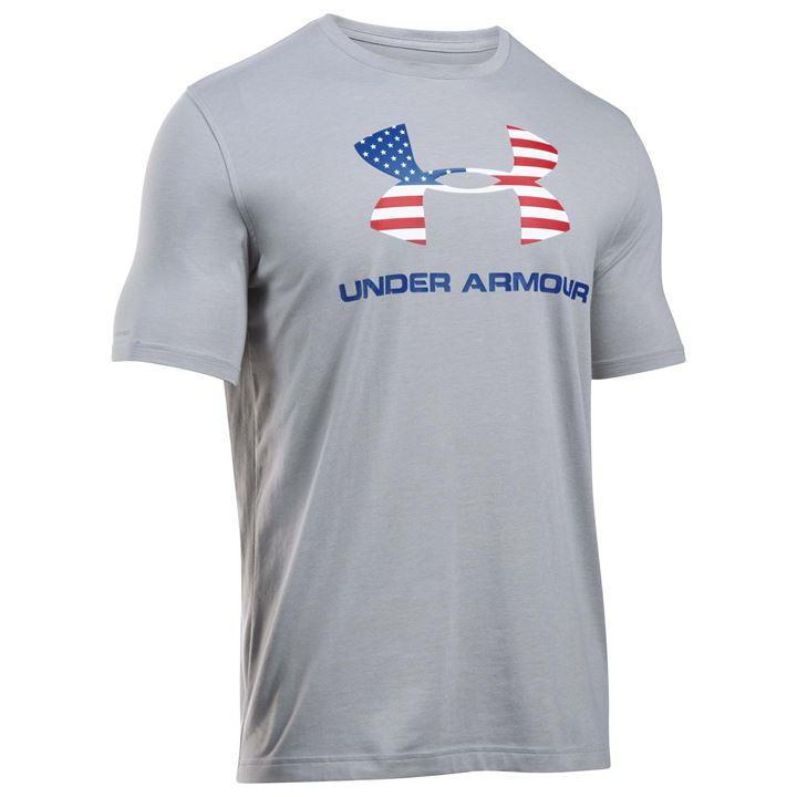 Футболка Under Armour Sportstyle Logo TShirt Mens