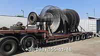 Международные перевозки негабаритных грузов Беларусь - Украина. Аренда трала. Негабарит