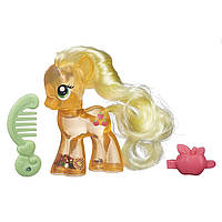 Фигурка Эпплджек Магия Воды Май Литл Пони My Little Pony Explore Equestria Water Cuties Applejack Figure