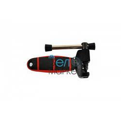 Выжимка цепи с черно-красной пластиковой ручкой