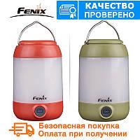 Фонарь для кемпинга Fenix CL23 (красный, зелёный)