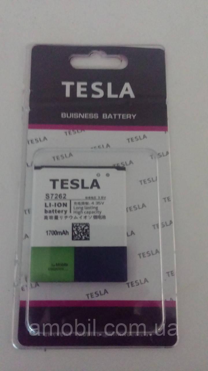 Акумулятор TESLA Samsung S7262 s7562 zka / i8160 / i8190 / S7270 / S7272 / S7262 / S3 mini EB425161LU