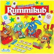 Настольная игра Мой первый Rummikub