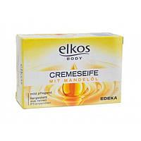 Мыло Elkos Cremeseife с миндальным маслом 150g
