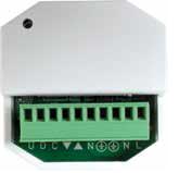 Встраиваемый радиоприемник для приводов с крутящим моментом до 50 Нм, 500 Вт. Came