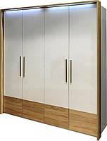 """Шкаф-гардероб """"Верона"""" 4-дверный TM Embawood, фото 1"""