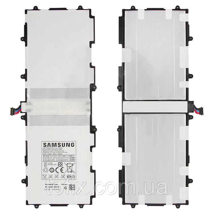 Батарея (АКБ, аккумулятор) для Samsung Galaxy Tab P7500 / P7510, 7000 mAh, оригинал