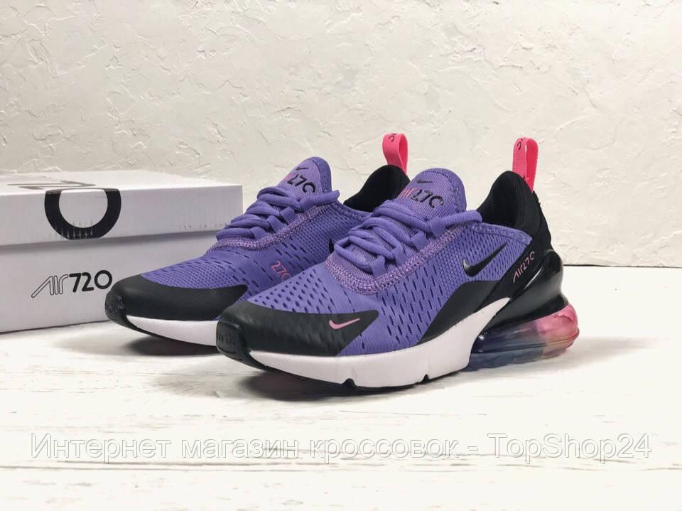 Кроссовки женские Nike Air Max 270 (реплика А+++ )