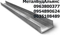Швеллер алюминиевый АД31  15х15х1,5 мм ан/бп
