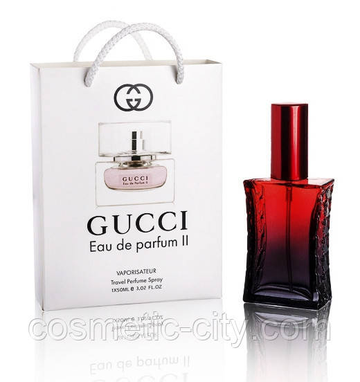 Gucci Eau De Parfum 2 Travel Perfume 50ml продажа цена в киеве