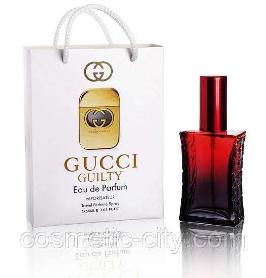 Gucci Guilty Pour Femme Travel Perfume 50ml продажа цена в киеве