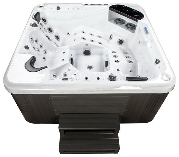 Гидромассажный бассейн Ique Dreamline–II 2200–II–DD–BPM (Wi–Fi + MICROSILK)