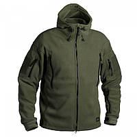 Куртка Helikon-Tex Patriot - Double Fleece Jungle Green