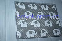 Сменное постельное белье в детскую кроватку 3 в1 для мальчика